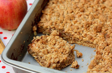 6 of the best... oaty, chewy flapjacks for an empty-the-cupboard treat