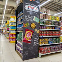 Tesco drew down €3m from government fund to 'go green' with its lighting systems