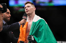 Joseph Duffy to make UFC return on St Patrick's weekend after 16 months out