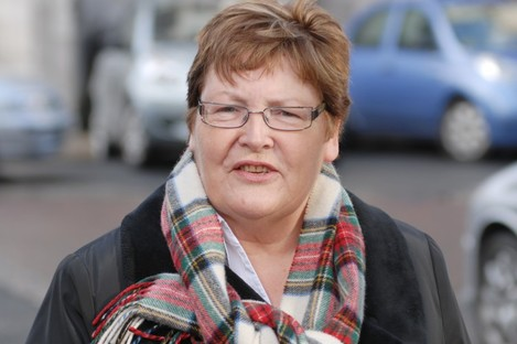 Fine Gael councillor Therese Ridge has lost the party whip for donation she accepted in relation to Quarryvale rezoning.