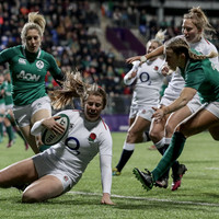 Ireland unable to bridge the gap as ruthless England run riot at Donnybrook