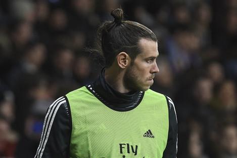 Gareth Bale (file pic).