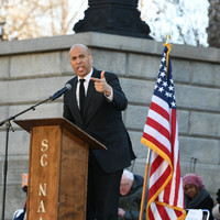 New Jersey Democrat Cory Booker joins US presidential race