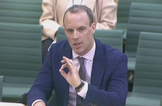 'One of the loudest voices against an indefinite backstop': What's Dominic Raab up to?