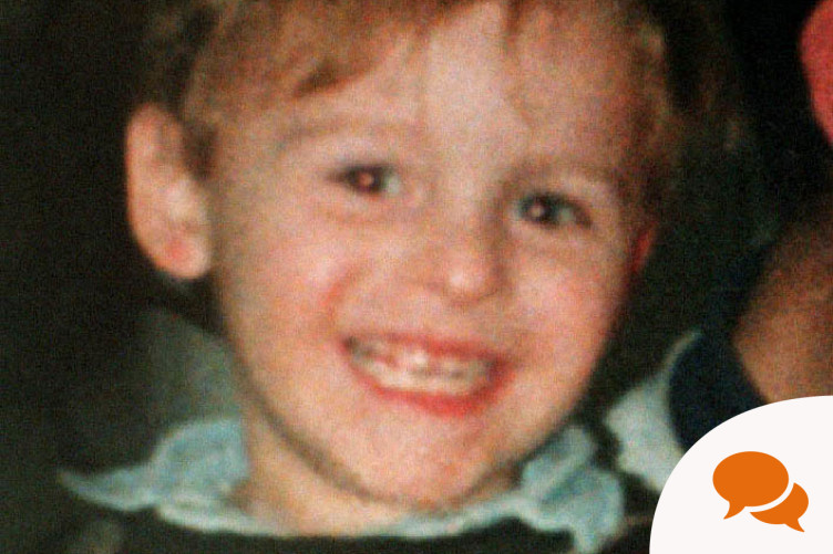 James Bulger (aged 2) from Liverpool was murdered in 1993.