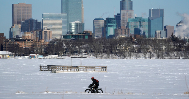 US polar vortex: Conditions to finally warm up as 'Spring-like' weather expected next week