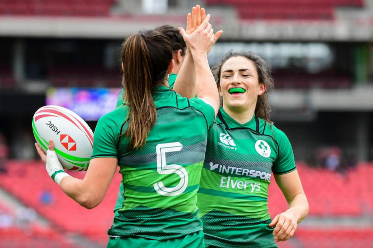 Ireland will finish the tournament as the top European side.