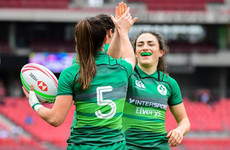 Ireland Women's 7s clinch spot in first World Series semi-final in Sydney