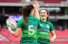 Ireland Women's 7s clinch spot in first World Series semi-final in Sydney
