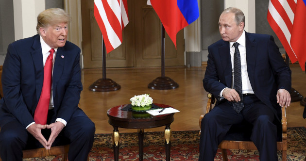 Russia is now pulling out of a key nuclear weapons treaty after the US did so first