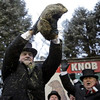 Early spring to relieve US after polar vortex, Groundhog Day's Punxsutawney Phil predicts
