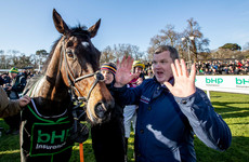 Apple's Jade routs top-class field to win Irish Champion Hurdle