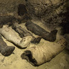 Researchers discover 40 mummies at ancient Egyptian burial site