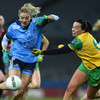 Guthrie and McLoughlin contribute 1-10 as Donegal inflict first defeat on Dublin in 11 months