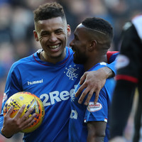 Rangers win four penalties in rout of St Mirren