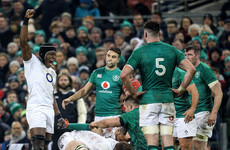 'We're nowhere near our best': Jones holds fire after England dominate in Dublin