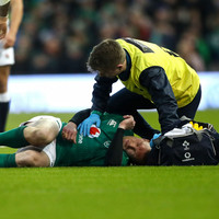 Injuries to Earls, Toner and Stander add to Ireland's 'emotional bruises'