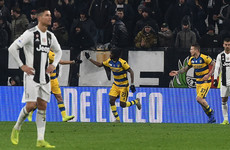 Gervinho snatches late draw for Parma against stuttering Juventus