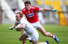 Kildare finish with 13 men but Feely goal proves crucial in victory over Cork