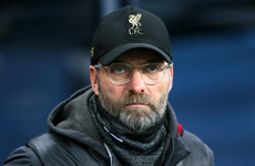 'If you are good enough, it will happen' - Klopp not nervous amid Premier League title fight