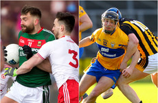 As It Happened: Clare v Kilkenny, Tyrone v Mayo, Cork v Wexford - Sunday GAA match tracker