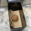A German WWI hand grenade from a French trench ended up in a Hong Kong crisp factory