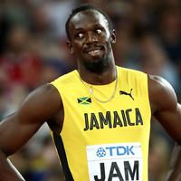 Usain Bolt matches NFL record for fastest 40-yard dash