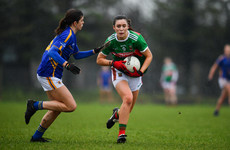 Kelly and Kearns with the goals as Mayo defeat Premier County in Swinford