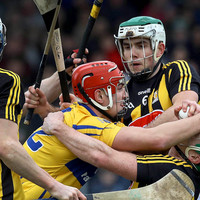 Clare overcome Kilkenny by one point margin despite late rally from Cody's Cats