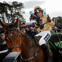 Bellshill secures glory for Mullins and Ruby in Gold Cup at Leopardstown