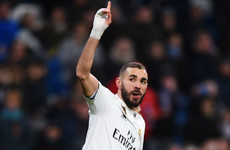 Benzema hot streak continues, but 18-year-old steals the show in Real Madrid win