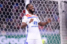 Former Celtic striker stars as Lyon end PSG's hopes of going the season unbeaten