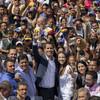 EU countries recognise Guaidó as interim Venezuelan leader