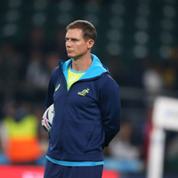 Australia pull Larkham from attack coach role after Cheika row
