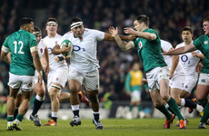 Chin up, it's The42's Six Nations Team of the Week