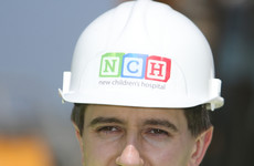 Delivery of new National Children's Hospital 'at the point of no return', Harris says