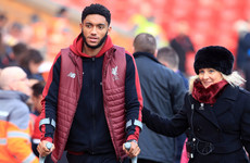 'It's hard to swallow' - Liverpool's Gomez to undergo surgery on leg fracture