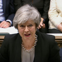 Theresa May to visit Northern Ireland tomorrow