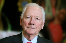 Broadcasting legend Gay Byrne has died aged 85