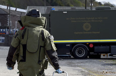 Houses evacuated as Drogheda pipe-bomb made safe
