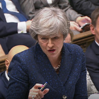 Theresa May to give Brexit speech in Northern Ireland today