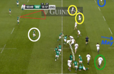 Analysis: Ireland slip with the little details that make a big difference in attack