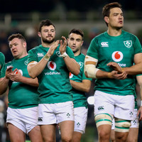 Over 1.4 million people tuned in for Ireland's Six Nations defeat against England on Saturday