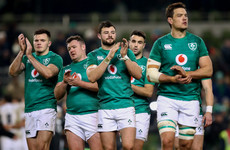 Over 1.4 million people tuned in to see Ireland's opening Six Nations game on Saturday