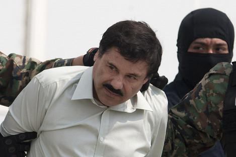 File photo of Joaquin 'El Chapo' Guzman.