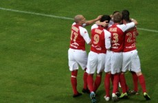 Back in the big time: Forgotten French club reclaim their spot in top division