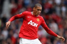 Cruel summer: Smalling ruled out of Euro 2012