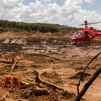 Brazil dam disaster death toll rises to 134, with 199 still missing