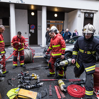 Paris fire: One woman arrested after 10 people die and 30 injured in apartment blaze