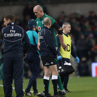Toner and Ringrose ruled out of Ireland's clash with Scotland